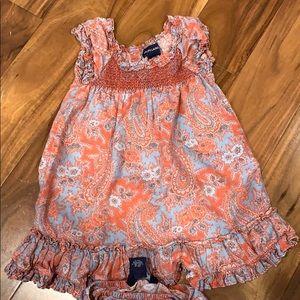 Ralph Lauren 18 month girls dress
